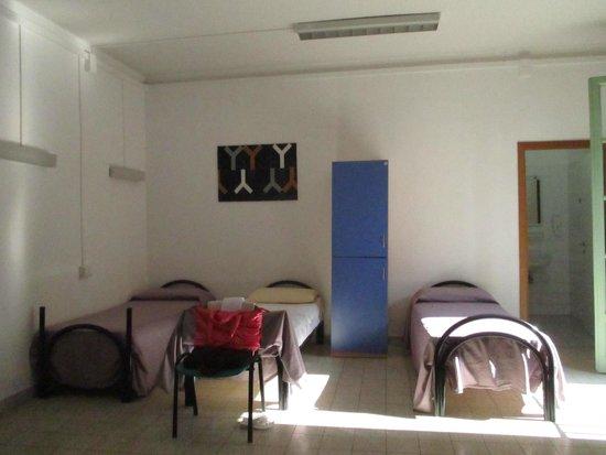 Litus Roma Hostel: Camerata