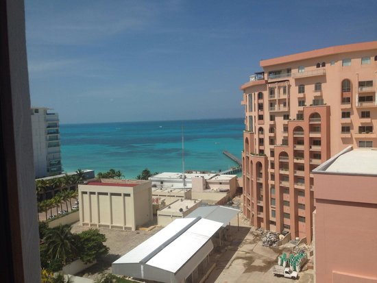 Aloft Cancun : View from room