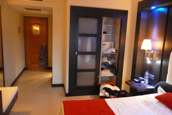 Hotel Saratoga : Our room