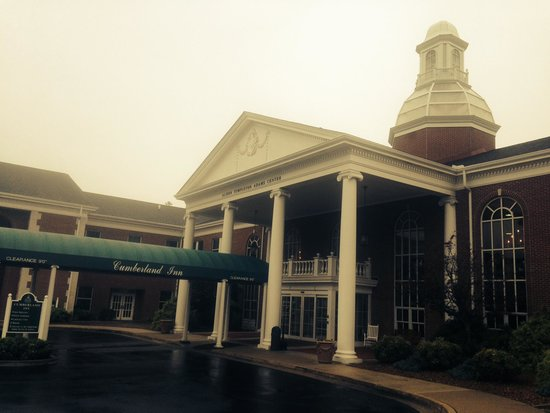 Cumberland Inn and Museum: outside entrance