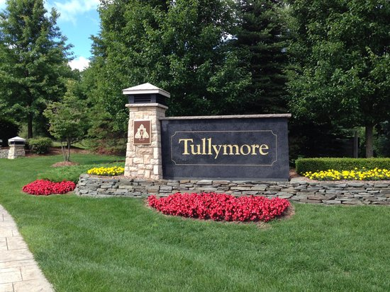 Tullymore Golf Club: エントランス