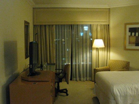 Sheraton Buenos Aires Hotel & Convention Center : Entrada a la habitacion