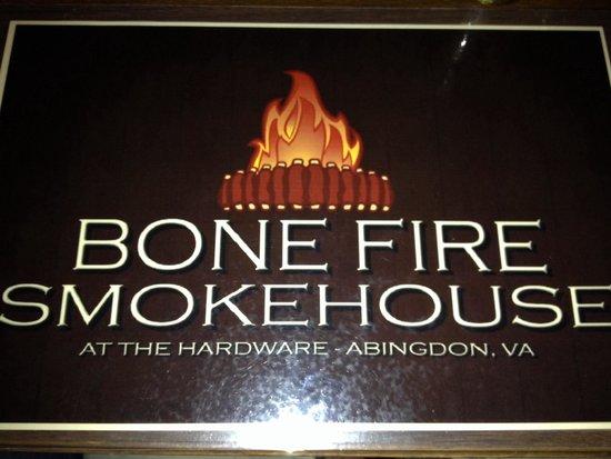 Bone Fire Smokehouse: Awesome!!!