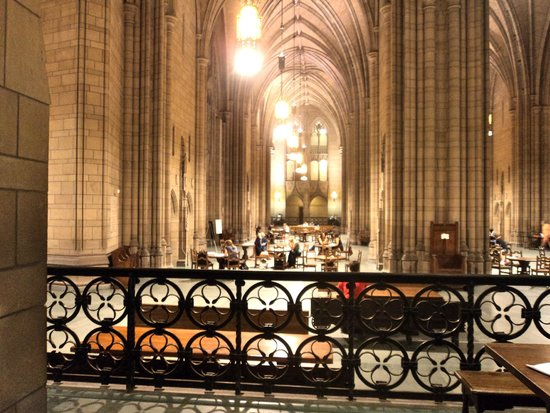 Cathedral of Learning: The common room