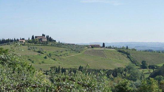 Guardastelle: Tuscany