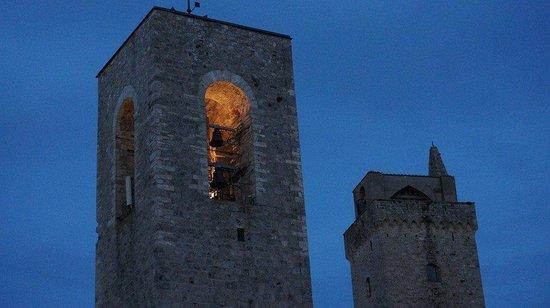 Guardastelle: San Gimignano