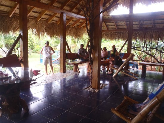 Chalet Tropical Village: terraza del chalet 4 (multi familiar)