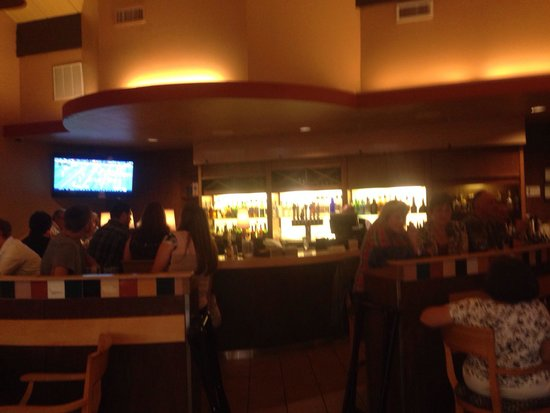Fathoms Restaurant & Bar : The Bar