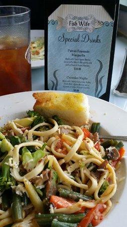 Fishwife's Pasta Primavera