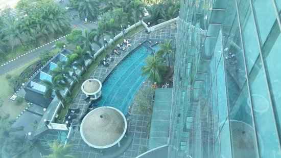 The Media Hotel And Towers : Pool
