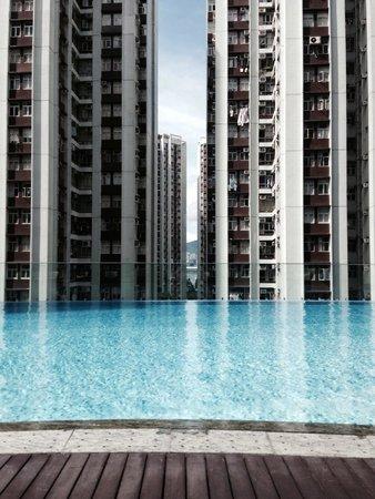 EAST Hong Kong: Harbour view framed