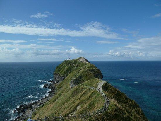 海の青さと空の青さ - Picture of Cape Kamui, Shakotan-cho - TripAdvisor