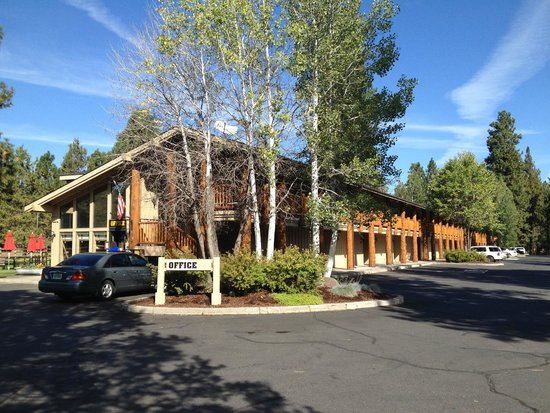 Best Western Ponderosa Lodge: BW Ponderosa Front
