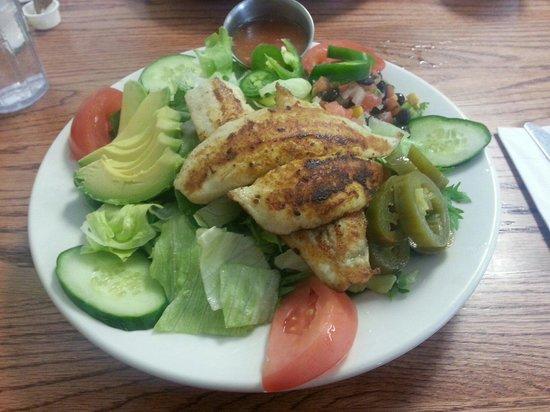 Mountain Home Cafe Inc.: Southwest Salad