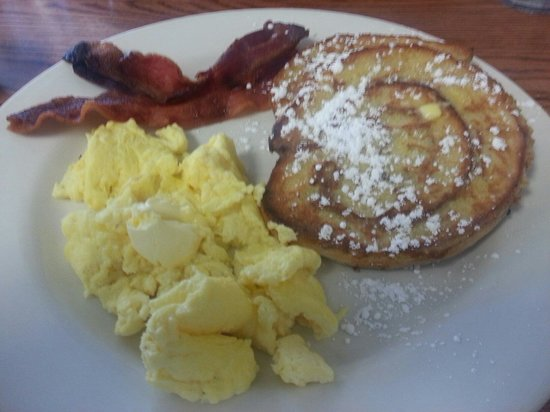 Mountain Home Cafe Inc.: Cinnamon Swirl French Toast