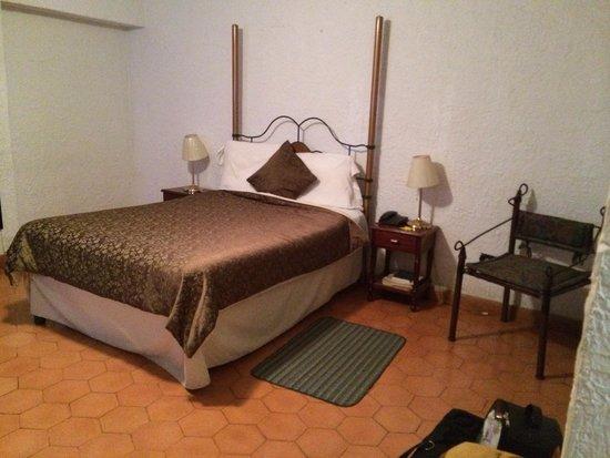 Hospedaje y Apartamentos Cafe Cibreo : Double room