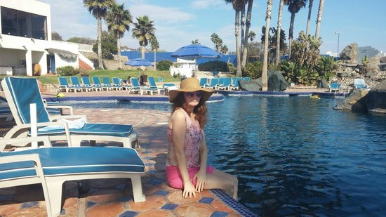 Las Rocas Resort & Spa: One of the two amazing pools