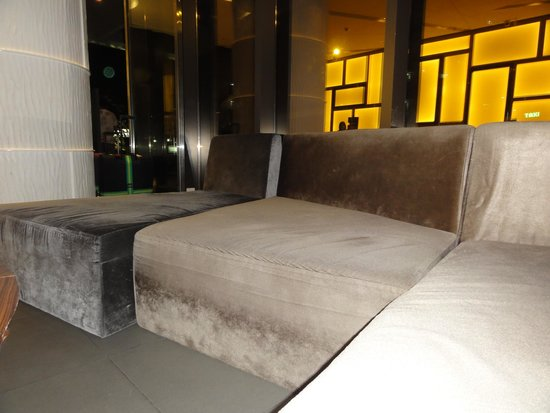 Days Hotel Singapore At Zhongshan Park: a seat/ sofa thing!!!!!!!!!!!!