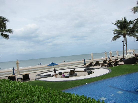 InterContinental Hua Hin Resort : Beach view