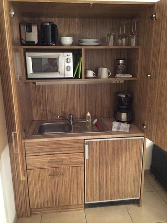 Boardinghouse HOME: Kitchenette