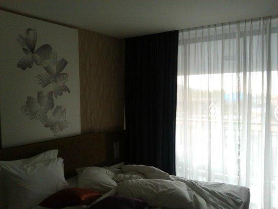 Aspira Prime Patong: Inside Room