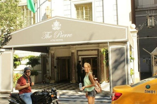 Picture of the pierre a taj hotel new york new york for Hotel pierre ny
