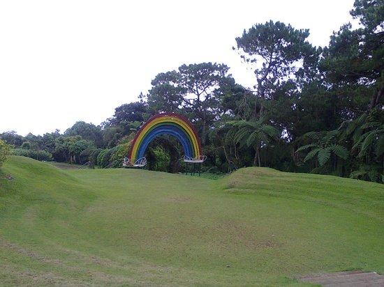 Eden Nature Park & Resort: somewhere over the rainbow