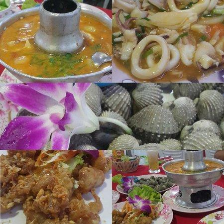 Kusuma Seafood : Dinner 1