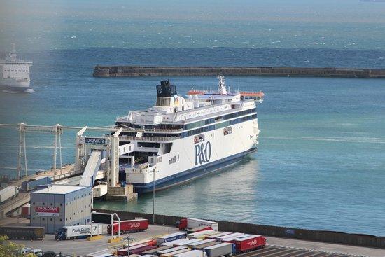 Premier Inn Dover Central (Eastern Ferry Terminal) Hotel : Ferry