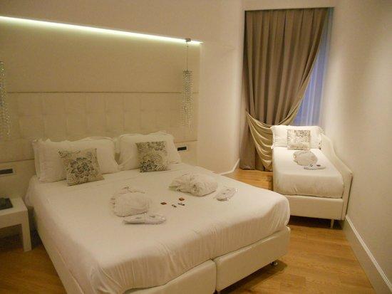 Residenza Argentina: Chambre