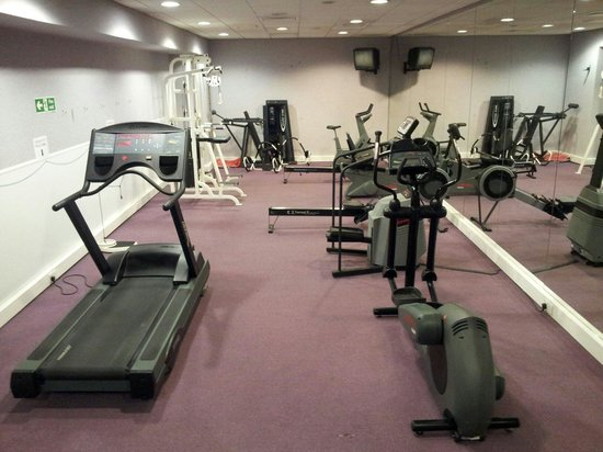 Holiday Inn Liverpool City Centre: Gym