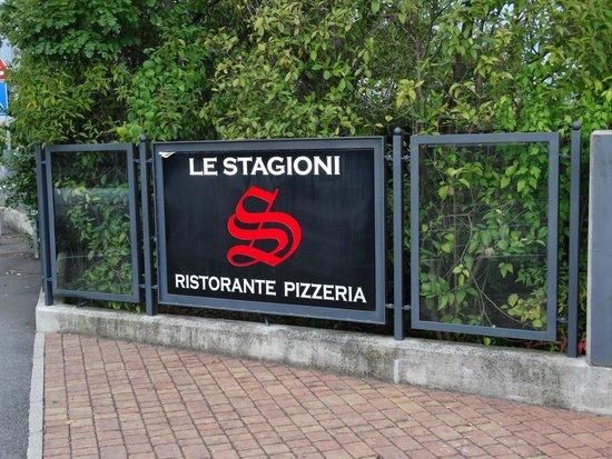 """Ristorante Le Stagioni : Restaurant """"Le Stagioni"""""""