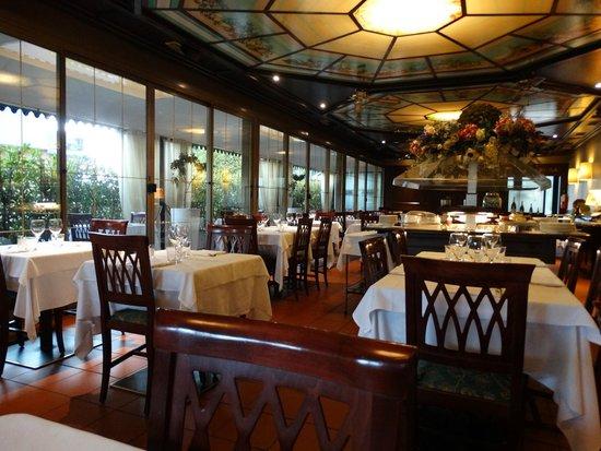 """Ristorante Le Stagioni : Restaurant """"Le Stagioni""""-interno"""