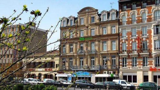 Ibis Styles Toulouse Centre Gare: ibis Styles Toulouse facade
