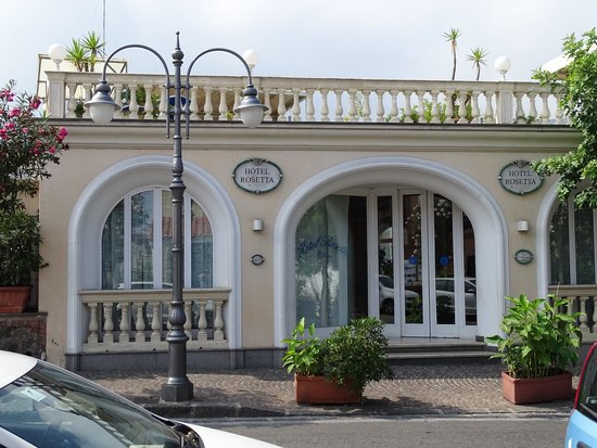 L'hotel Rosetta