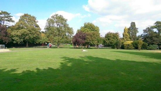 Bicester, UK: Garth Park
