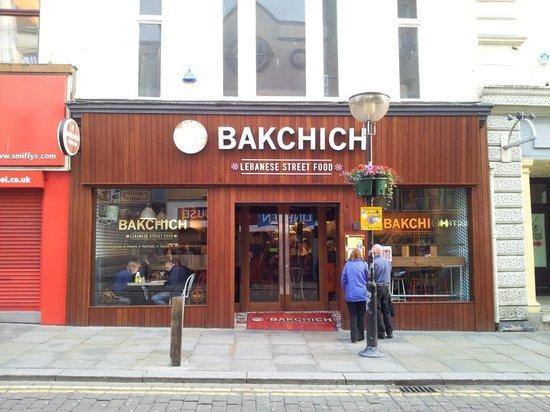 Best Lebanese Restaurant Liverpool