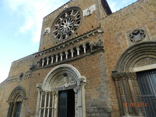 Santa Maria Maggiore: facciata della ciesa