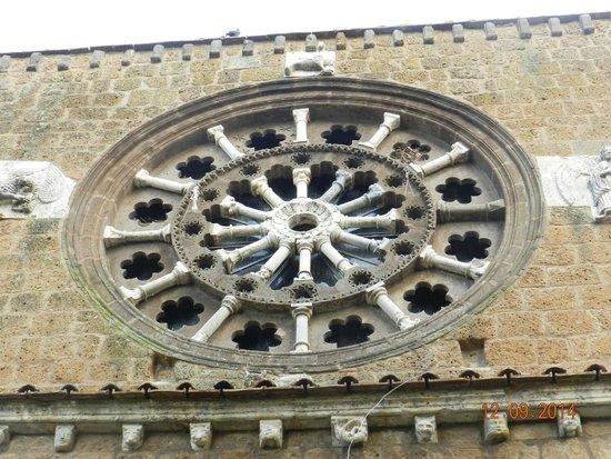 Santa Maria Maggiore: rodone