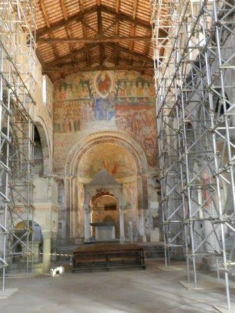 Santa Maria Maggiore: interno