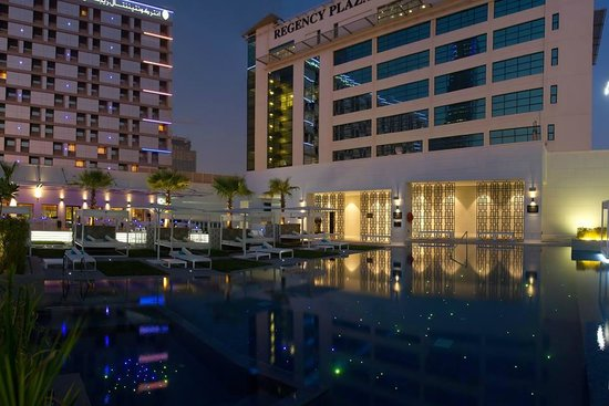 ‪Elements Pool & Lounge InterContinental Regency Bahrain‬