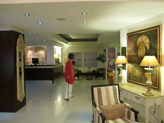 Marina Vista Bodrum: Lounge area