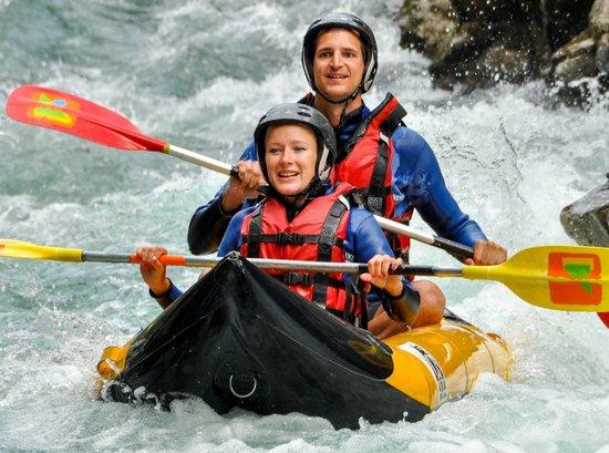 Aqua Viva Est : Canoe verdon pour un moment partagé a deux