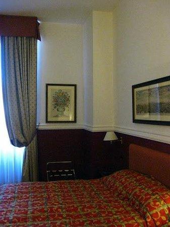 Cosmopolita Hotel: Standard double room at Hotel Cosmopolita