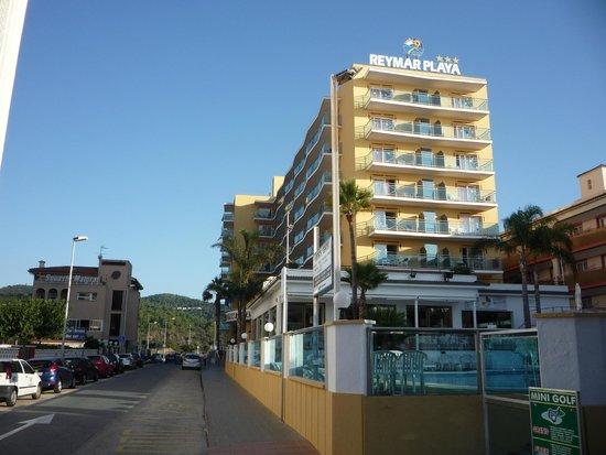 Reymar Playa : Вид отеля