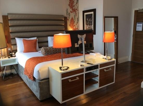 Hotel Indigo Edinburgh : bedroom