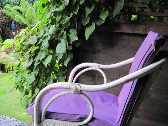 Bosanneth Hotel: A place to relax in the garden
