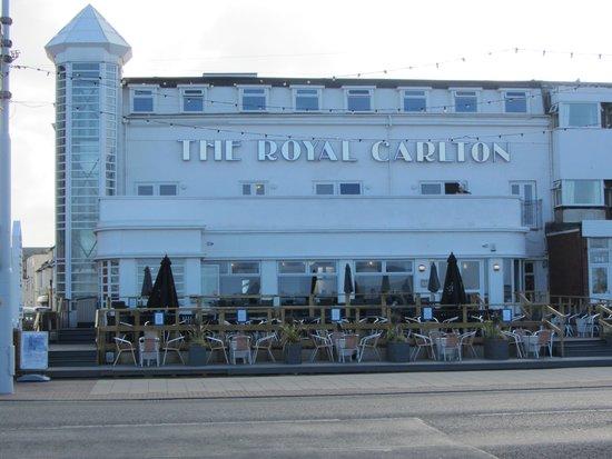 Royal Carlton Hotel Blackpool Tripadvisor