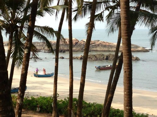 Chera Rock Beach House : A wonderful beach just for you