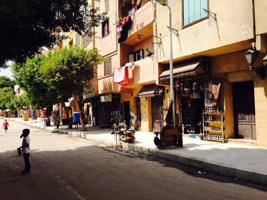 Egypt Tailor Made Day Tours: Barrio Copto Cairo